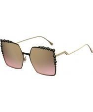 Fendi Panie ff 0259-s 2o5 53 okulary przeciwsłoneczne