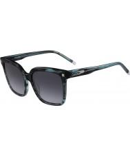 Calvin Klein Collection ck4323s Women paski zielone okulary