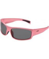 Bolle Piranha jr. różowe okulary TNS