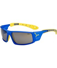 Cebe Ice 8000 electric blue żółte okulary