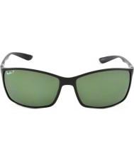 RayBan Rb4179 62 liteforce czarny matowy 601s9a spolaryzowane okulary