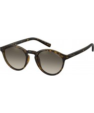 Polaroid Męskie pld1013-s V08 94 Hawana spolaryzowane okulary