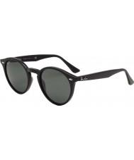RayBan Rb2180 49 Highstreet czarne okulary 601-71