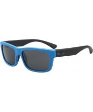 Bolle Daemon jr. niebieski czarny matowy TNS okulary