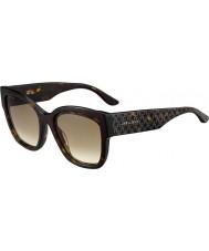 Jimmy Choo Damskie okulary przeciwsłoneczne typu roxie s 086 ha 55