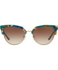 Michael Kors Damskie mk1033 54 334413 okulary przeciwsłoneczne z sawanny
