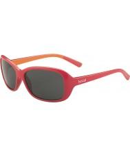Bolle Jenny jr. błyszczące różowe pomarańczowe okulary TNS