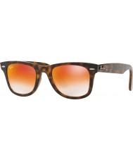 RayBan Okulary przeciwsłoneczne Wayfarer rb4340 710 4w