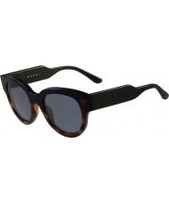 Marni me600s Ladies Hawany i niebieskie okulary