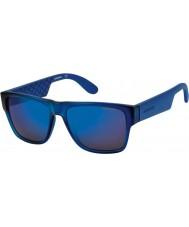 Carrera Carrera 5002 b50 1g niebieskie okulary
