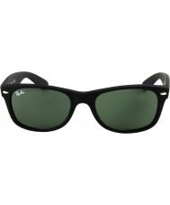 RayBan Rb2132 nowy wayfarer czarny - zielony