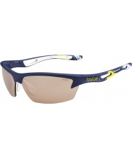 Bolle Bolt Ryder Cup niebieski żółty modulator v3 golfowych okulary