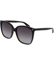 Gucci Damskie okulary gg0022s 003