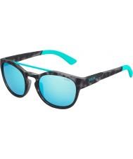 Bolle 12356 boxtonowe czarne okulary przeciwsłoneczne