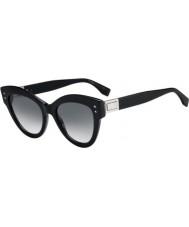 Fendi Damskie okulary ff0266 s 807 9o 52 peekaboo