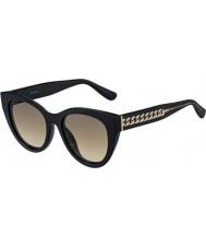 Jimmy Choo Damskie okulary przeciwsłoneczne chana s 807 ha 52