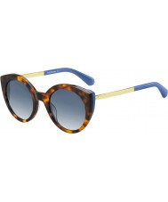 Kate Spade New York Damskie norina s ipr 08 50 okulary przeciwsłoneczne