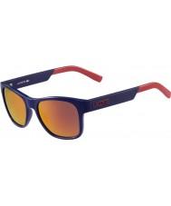 Lacoste L829s niebieskie okulary