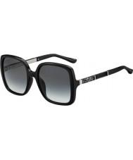 Jimmy Choo Damskie okulary przeciwsłoneczne 807 9o 55 chari