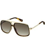 Marc Jacobs Okulary przeciwsłoneczne damskie marc 265 s 086 ha 60
