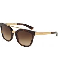 Dolce and Gabbana Dg4269 54 Havana 502-13 okulary