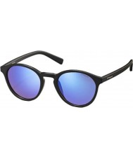 Polaroid Pld6013-s DL5 JY matowe czarne okulary polaryzacyjne