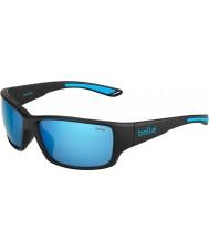 Bolle 12368 kayman czarne okulary przeciwsłoneczne