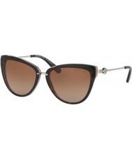 Michael Kors Mk6039 56 Abela ii ciemny szylkret lawendy 314513 okulary