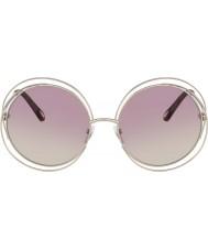 Chloe Damskie ce114s 702 58 carlina sunglasses