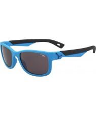 Cebe Avatar (wiek 7-10) matowy niebieski czarny 1500 szare światło niebieskie okulary