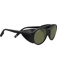 Serengeti 8585 leandro lodowiec czarny okulary przeciwsłoneczne