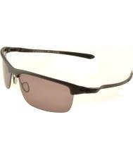 Oakley Oo9174-07 ostrze węgla matowe satynowe czarne - Prizm dzienne spolaryzowane okulary