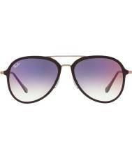 RayBan Rb4298 57 6335s5 okulary przeciwsłoneczne