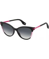 Marc Jacobs Damskie marc 295 s 3mr 9o 55 okulary przeciwsłoneczne