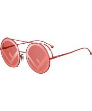 Fendi Damskie okulary przeciwsłoneczne ff0285 s c9a 0l 63