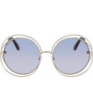 Chloe Damskie ce114s 706 58 carlina sunglasses