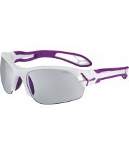 Cebe Cbspring5 s-pring białe okulary przeciwsłoneczne