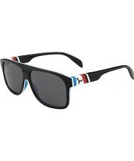 Cebe Chicago 1500 szary czarny Frenchy flash, lustrzane okulary