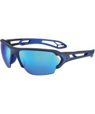 Cebe Cbstl16 s-track l niebieskie okulary przeciwsłoneczne