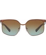 Michael Kors Mk1018 56 sierpnia brązu 11475d okulary