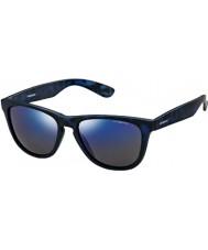 Polaroid P8443 FLL JY niebiesko szare okulary polaryzacyjne