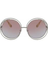 Chloe Damskie ce114st 724 58 carlina sunglasses
