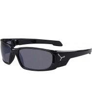Cebe S-cape małe czarne okulary