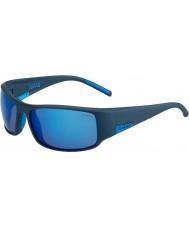 Bolle 12423 niebieskie, królewskie okulary przeciwsłoneczne