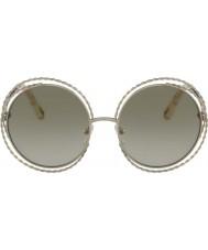 Chloe Damskie ce114st 810 58 carlina sunglasses