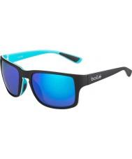 Bolle 12425 łupkowe czarne okulary przeciwsłoneczne