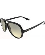 RayBan RB4125 5000 59 koty czarne okulary 601-32