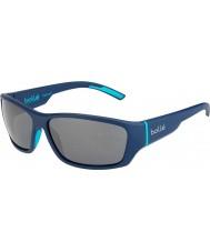 Bolle 12377 ibex niebieskie okulary przeciwsłoneczne