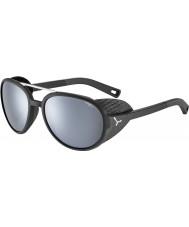 Cebe Cbsum1 szczyt czarne okulary przeciwsłoneczne