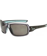 Cebe Changpa szczotkowane szare okulary polaryzacyjne